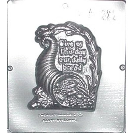 Give Us Our Daily Bread Chocolate Candy Mold 404  By Religious