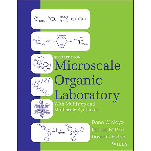 Microscale Organic Laboratory With Multistep And