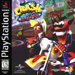 Crash Bandicoot Warped - Playstation PS1 (Refurbished)