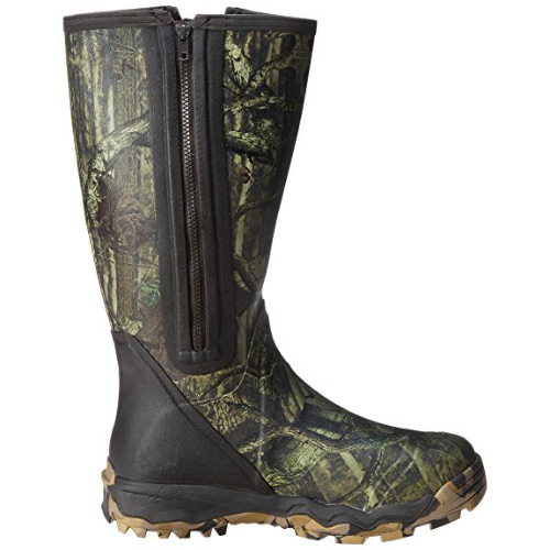 LaCrosse Alpha-Burly Pro Mossy Oak Break Up Infinity Boots Size 7 by LACROSSE