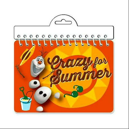 Disney Frozen Olaf Crazy for Summer Autograph Book](Graduation Autograph Books)