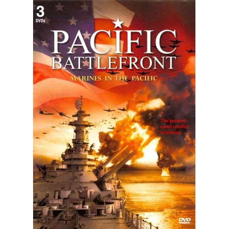 PACIFIC BATTLEFRONT:MARINES IN THE PA