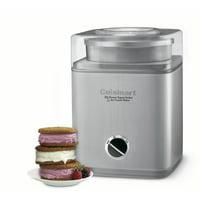 Cuisinart Ice Cream/Yogurt Makers Pure Indulgence 2 Quart Frozen Yogurt-Sorbet & Ice Cream Maker