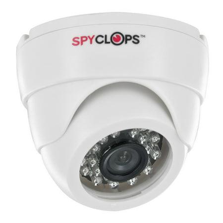 Best Security Camera, Spyclops White Mini Dome Cctv Indoor Security