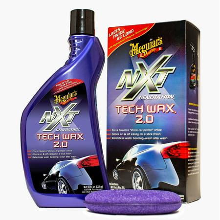 Meguiar's G12718 NXT Generation Tech Wax 2.0, 18 fl