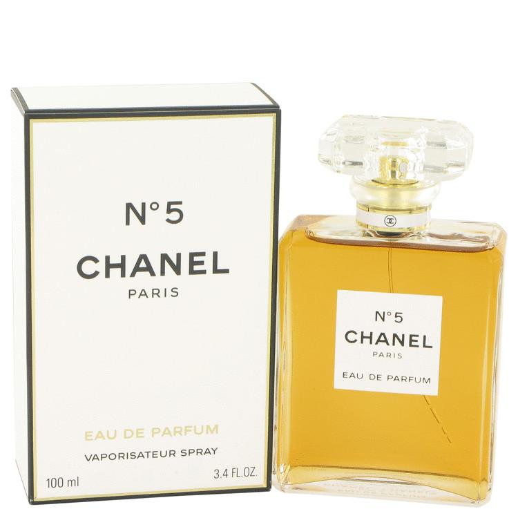 Chanel No. 5 by Chanel - Women - Eau De Parfum Spray 3.4 oz