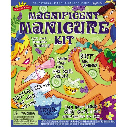 POOF-Slinky, Inc Scientific Explorer Magnificent Manicure Kit