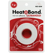 "Heat'n Bond Ultra Hold Iron-On Adhesive-.375""X10yd"