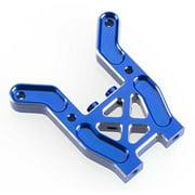 JCONCEPTS 2320-1 Aluminum Rear Bulkhead C4.2 Blue