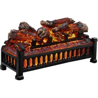 Pleasant Hearth 20 in. Electric Fireplace Logs