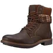 Madden Mens M-Neptun Faux Leather Fold-Over Combat Boots