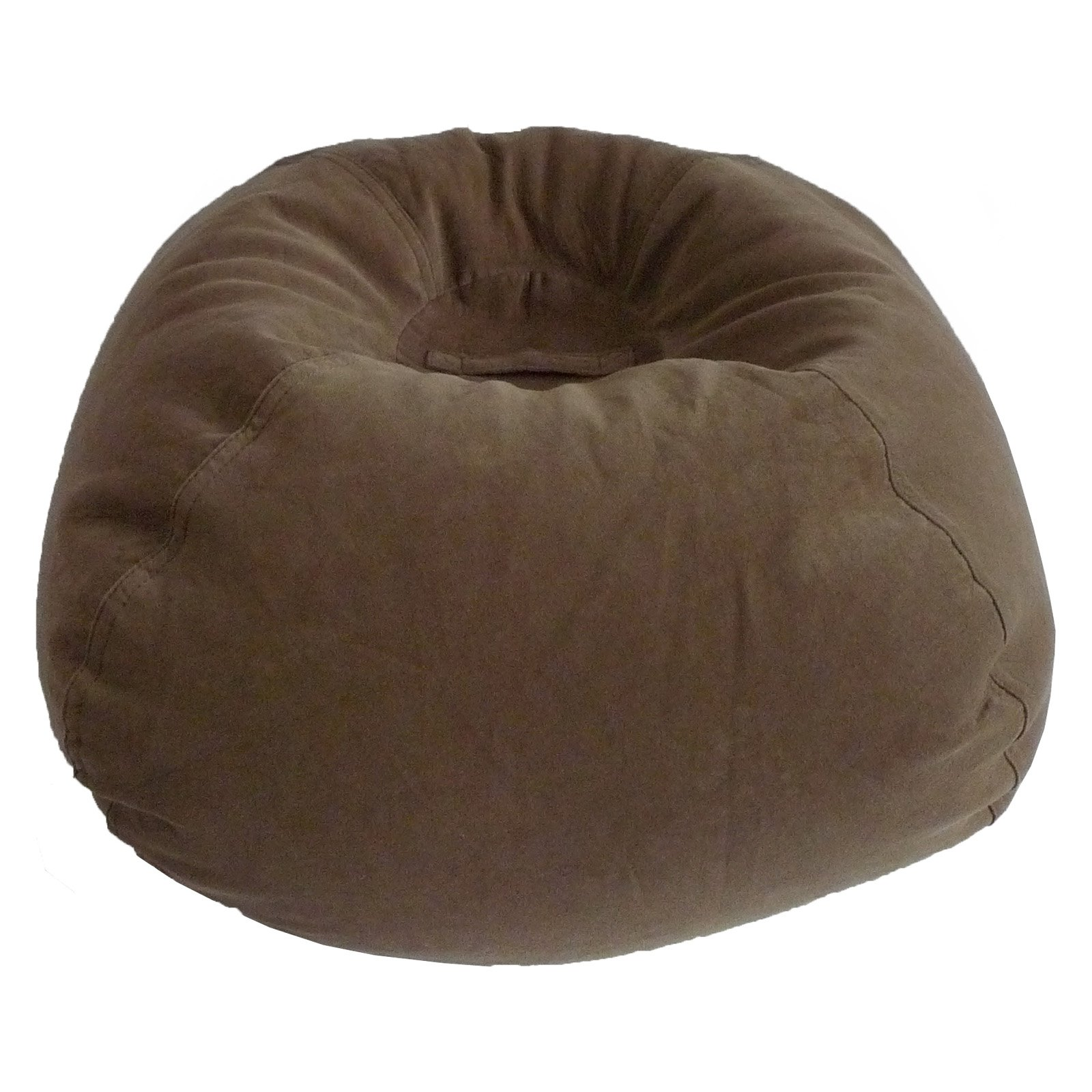 Ace Casual Furniture Medium Solid Corduroy Bean Bag Chair, Multiple Colors