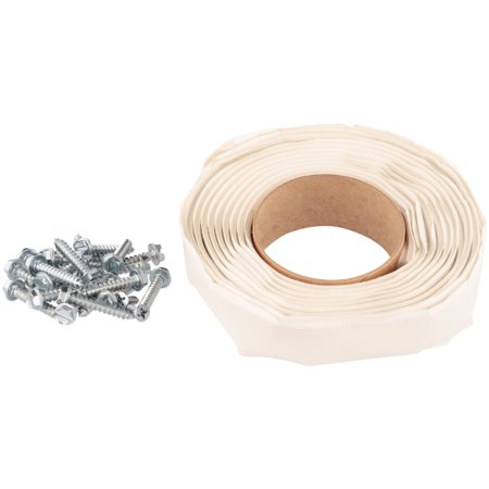Camco Universal Vent Installation Kit with Butyl -
