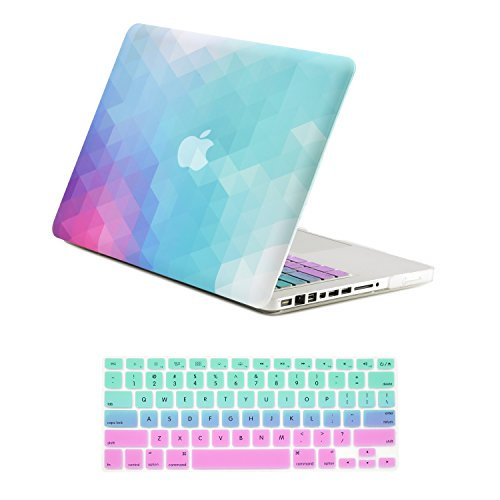Unicorn Ombre Hard Case for MacBook Pro