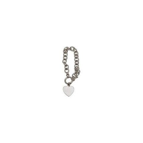 Premium Toggle Heart Bracelet (pack Of 500)