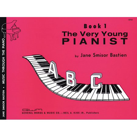 Very Young Pianist - The Very Young Pianist, Book 1