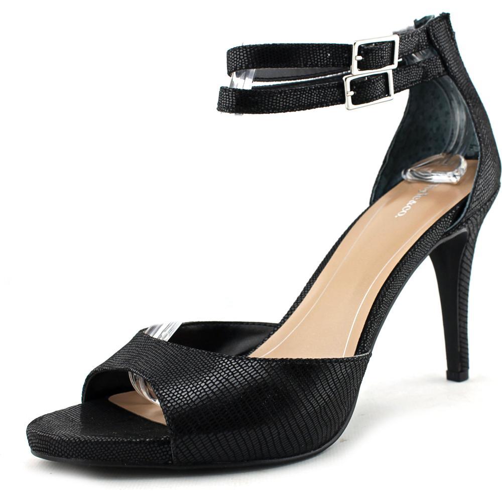 Black sandals at walmart - Style Co Branden Women Open Toe Synthetic Black Sandals