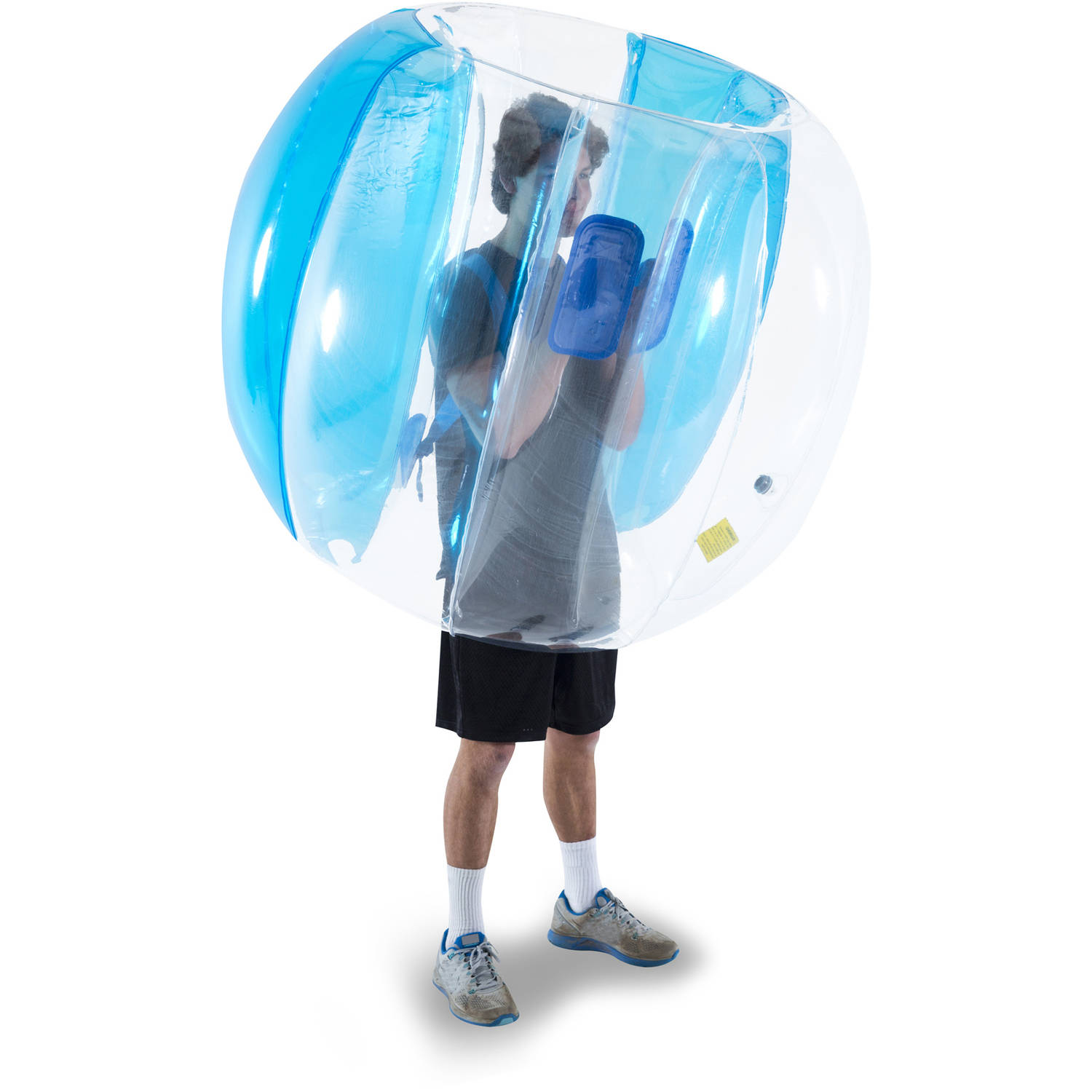 Bubble Ball, Blue