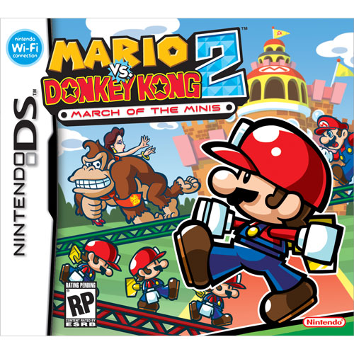 Mario vs. Donkey Kong 2: March of the Minis