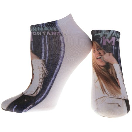 Hannah Montana - Singing Navy Socks Hannah Montana Clothes