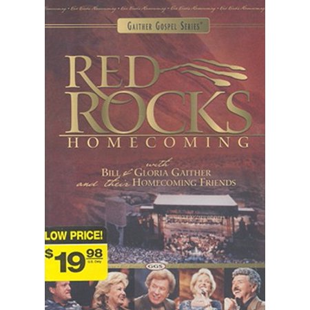 Gaither Gospel (Video): Red Rocks Homecoming (Audiobook) - Church Homecoming Themes