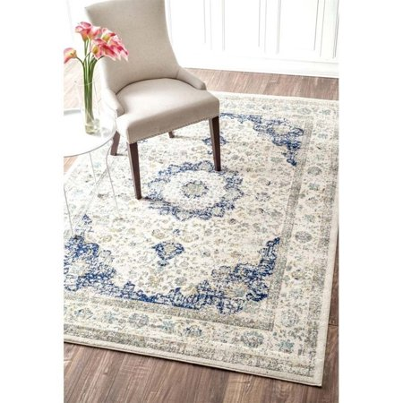 Nuloom 2' x 3' Verona Rug in Blue - image 3 of 6