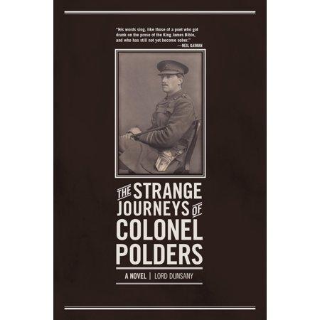 Strange Cover - The Strange Journeys of Colonel Polders (Paperback)
