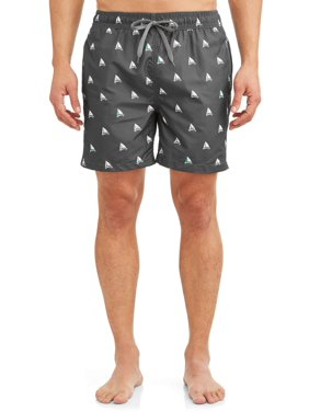 2c91ec038d Product Image Kanu Surf Men's Regatta Print Short Trunk Swimsuit