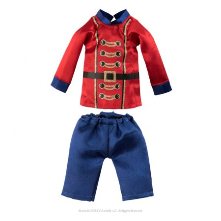 Elf on the Shelf Claus Couture Collection Sugar Plum Soldier Clothing](Clothes For The Elf On The Shelf)