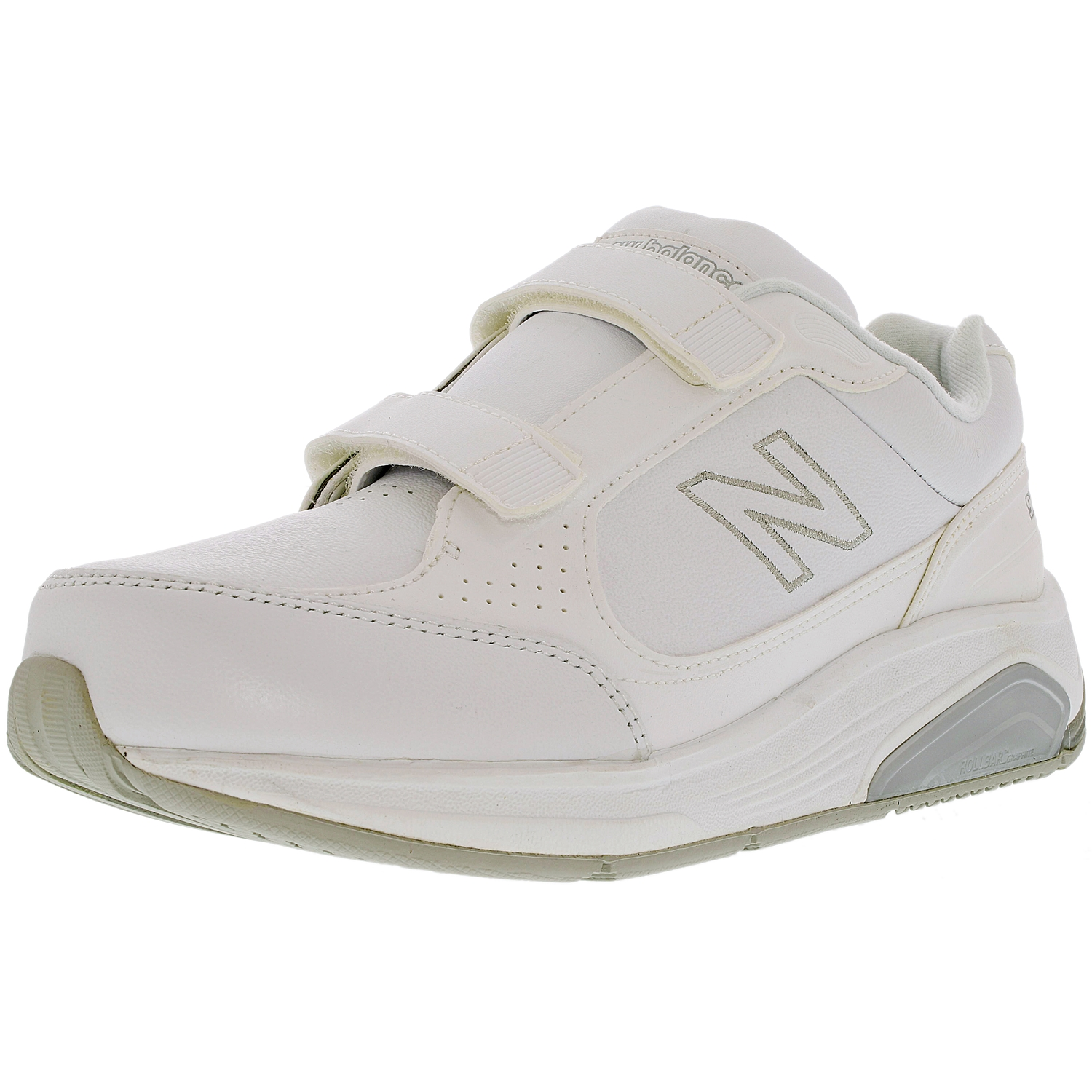 New Balance Women's Ww928 Vw Ankle-High Leather Walking S...