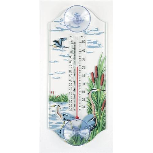 Aspects ASPECTS268 Great Blue Heron Themed Thermometer