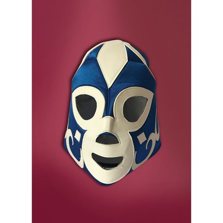 Blue Wrestling Mask (Women's Wrestling Costumes)
