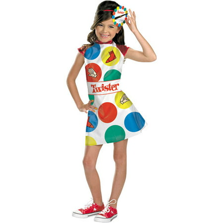 Twister Child Halloween - Twister Mat Costume