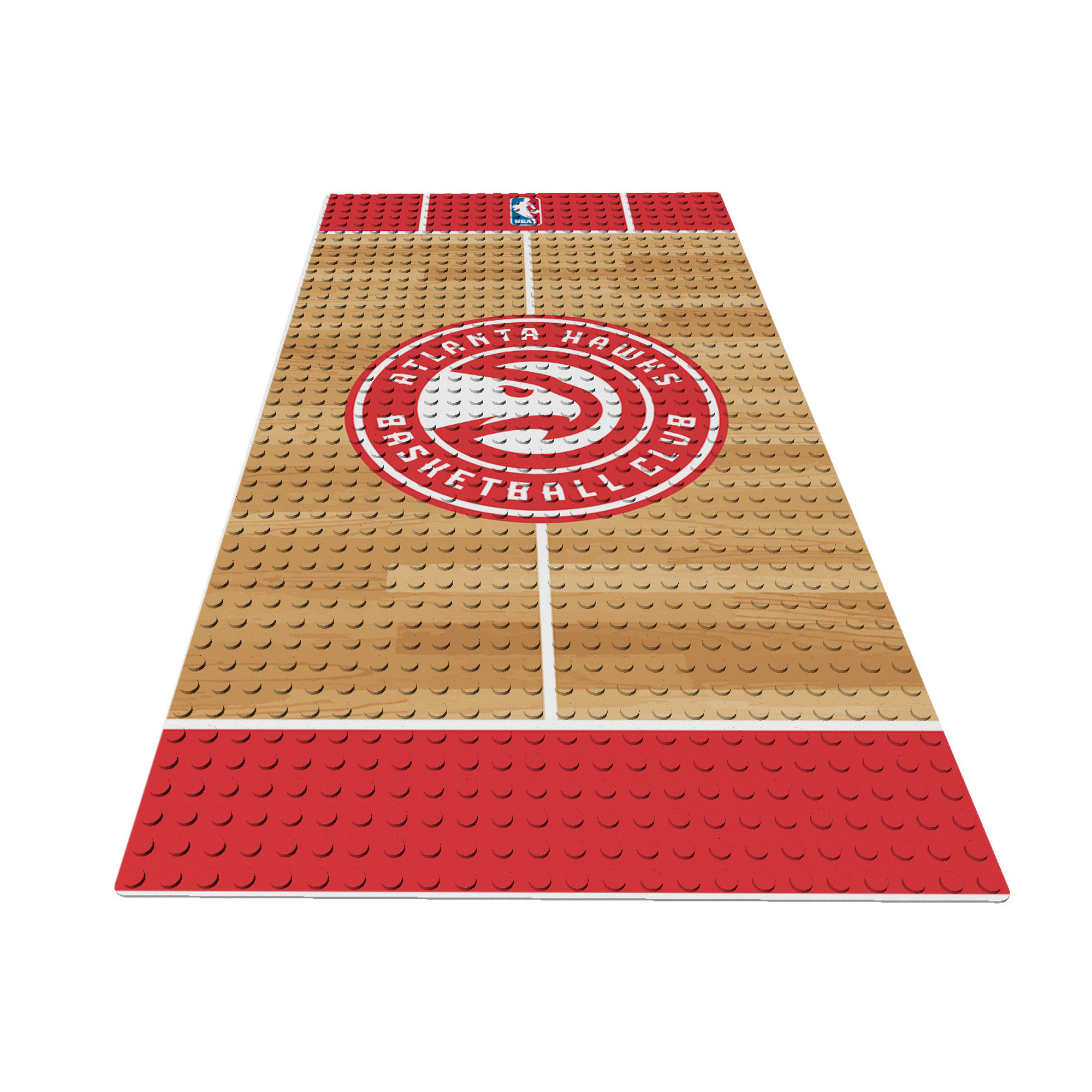 Atlanta Hawks OYO Sports Display Plate - No Size