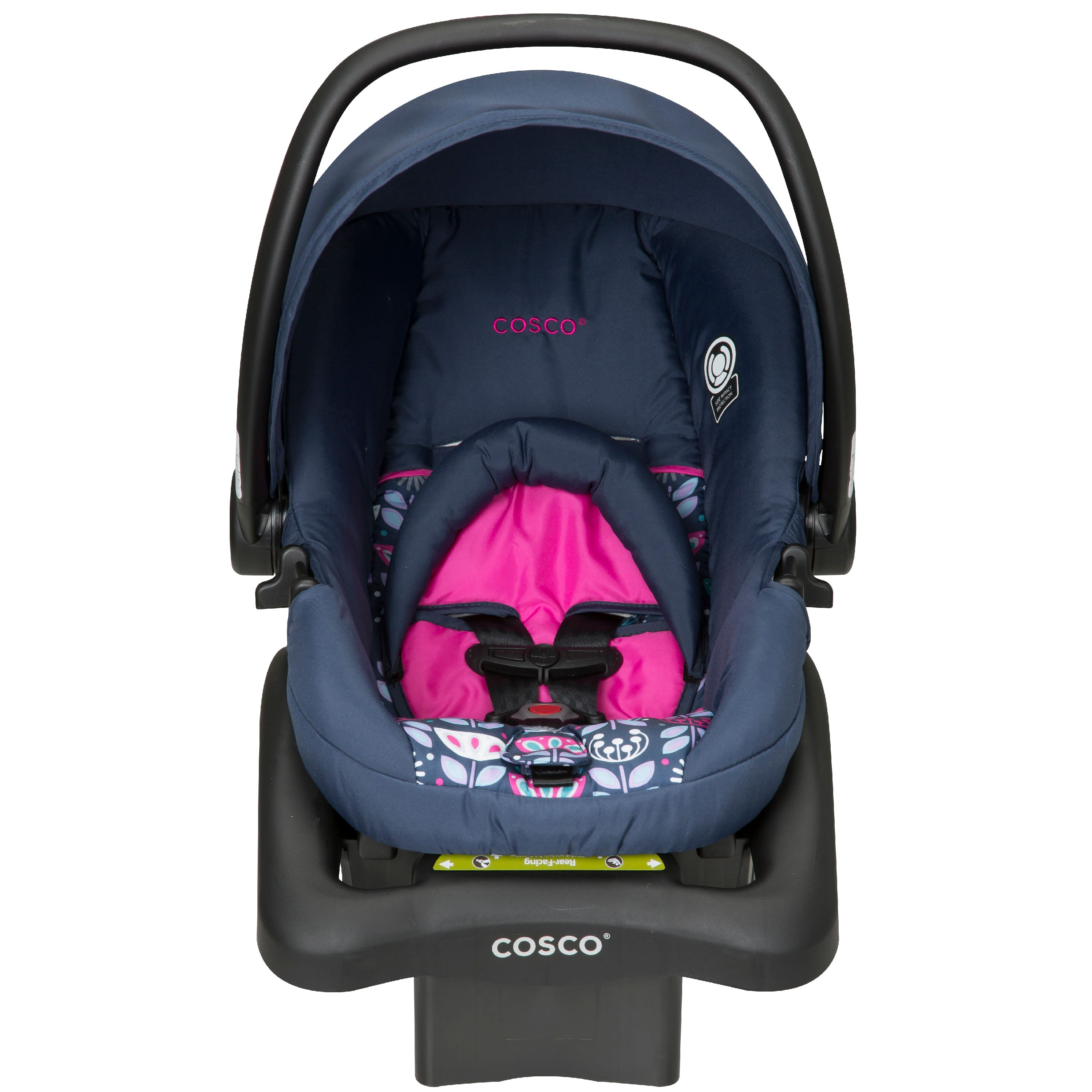 Poppy Field Cosco Simple Fold Stroller