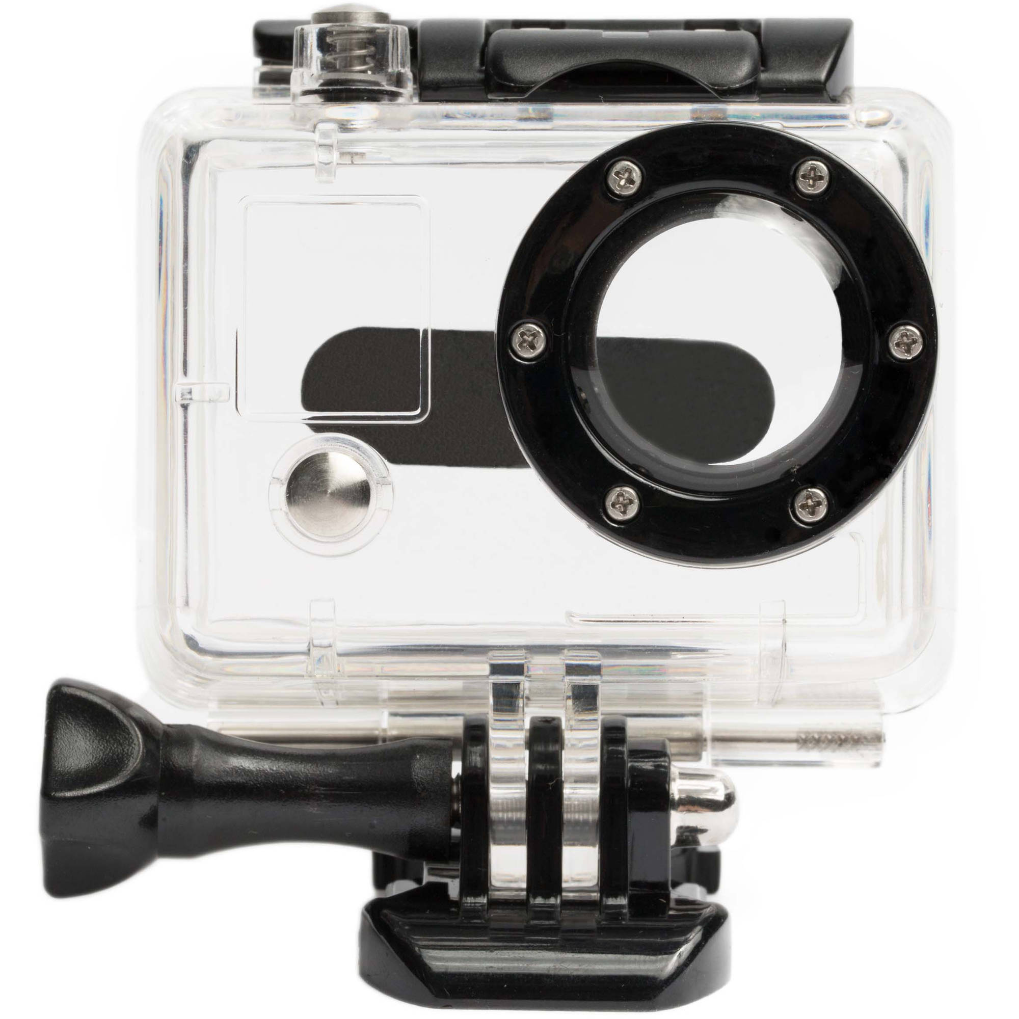 KAYATA for Transparent Waterproof Housing for GoPro HERO Gen 1 & 2