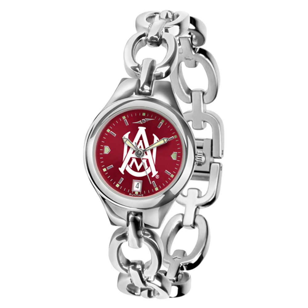 "Alabama A&M Bulldogs NCAA AnoChrome ""Eclipse"" Women's Watch"
