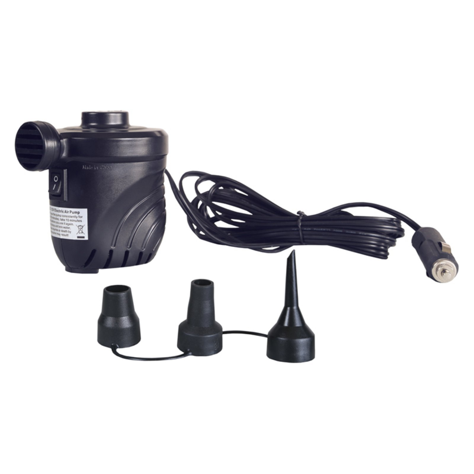 Stansport High Volume Electric Air Pump by Stansport