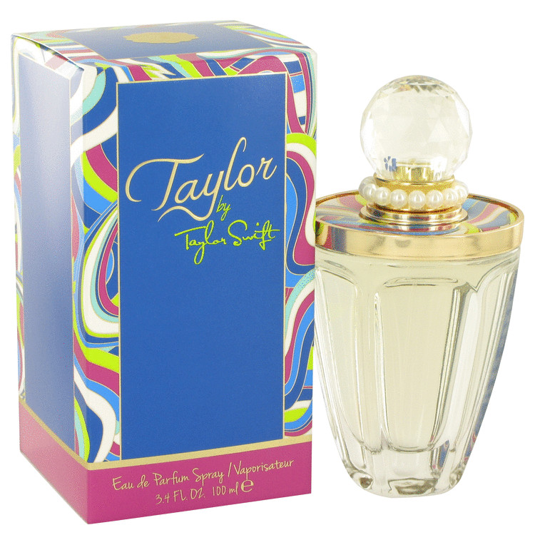 Taylor Swift Taylor Eau De Parfum Spray for Women 3.4 oz