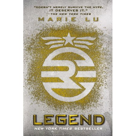 Legend (Paperback) (Best Top League Of Legends)
