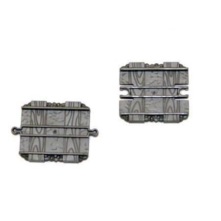 Thomas the Tank Engine Diecast Track Adaptor Bag, (1) Each Female & Male Track Connectors