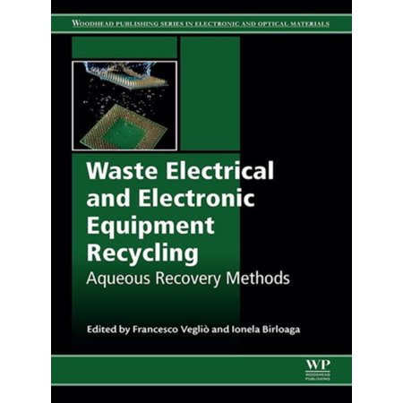 Waste Electrical and Electronic Equipment Recycling -