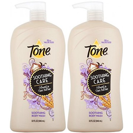 Tone Soothing Care Oatmeal Amp Shea Butter Soothing Body