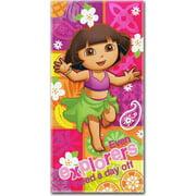 Dora The Explorer Summer Salsa Beach Tow