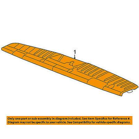 CHRYSLER OEM-Door Sill Plate ZR38DX9AD