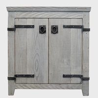 """Native Trails VNB30 Americana 30"""" Wooden Vanity Cabinet Only"""