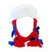 Raggedy Anne Costume Hat