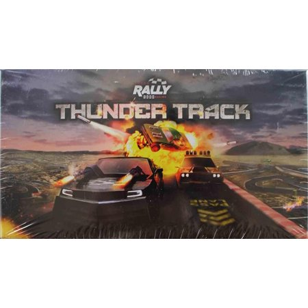 Thunder Track New Condition!