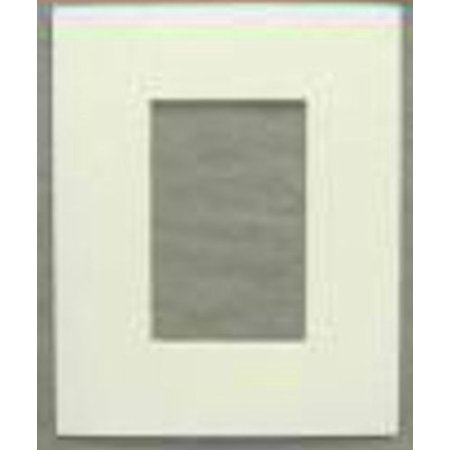 White Acid Free Picture Frame Mat 20x24 Walmart Com