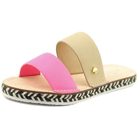 Kate Spade Idreena Women  Open Toe Synthetic Pink Slides Sandal